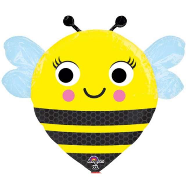 "Balon foliowy ""Pszczółka"", AMSCAN, 21"" SHP"