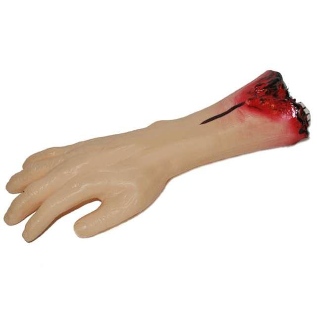"""Dekoracja """"Odcięta ręka"""", 40 cm"""