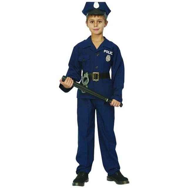 """Strój dla dzieci """"Policjant USA"""", rozm. 128/134"""