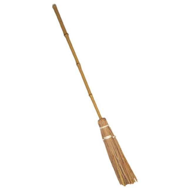 """Miotła czarownicy """"Bambus i słoma"""", 94 cm"""