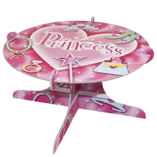 "Patera papierowa ""Princess"", AMSCAN, 25 cm"