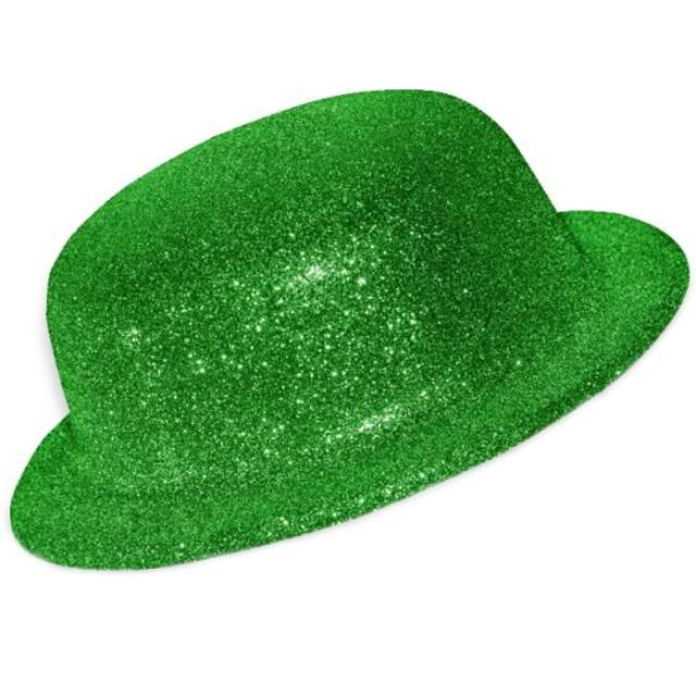 "Melonik ""Brokat Classic"", zielony"