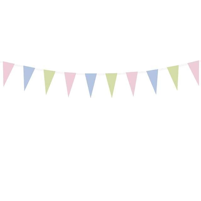 """Baner flagi """"Pastelove"""", mix, 1,35 m"""