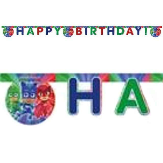 "Baner ""PJ MASKS Happy Birthday"", PROCOS, 2 m"