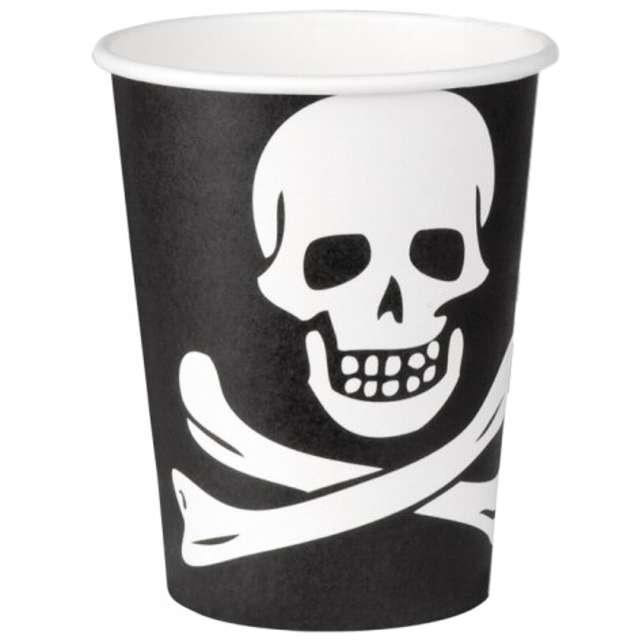 """Kubeczki papierowe """"Pirat"""", Boland, 250 ml, 6 szt"""