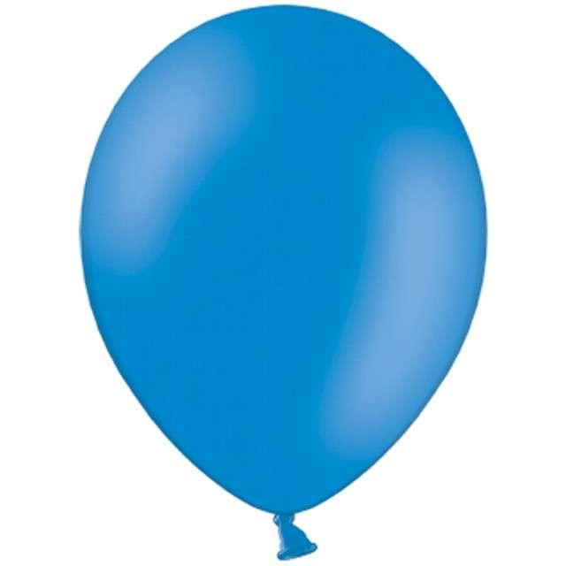 """Balony """"Pastel"""", niebieskie, 12"""" STRONG,  10 szt"""