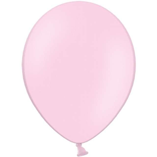 """Balony """"Pastel"""", różowe jasne, 12"""" STRONG, 100 szt"""