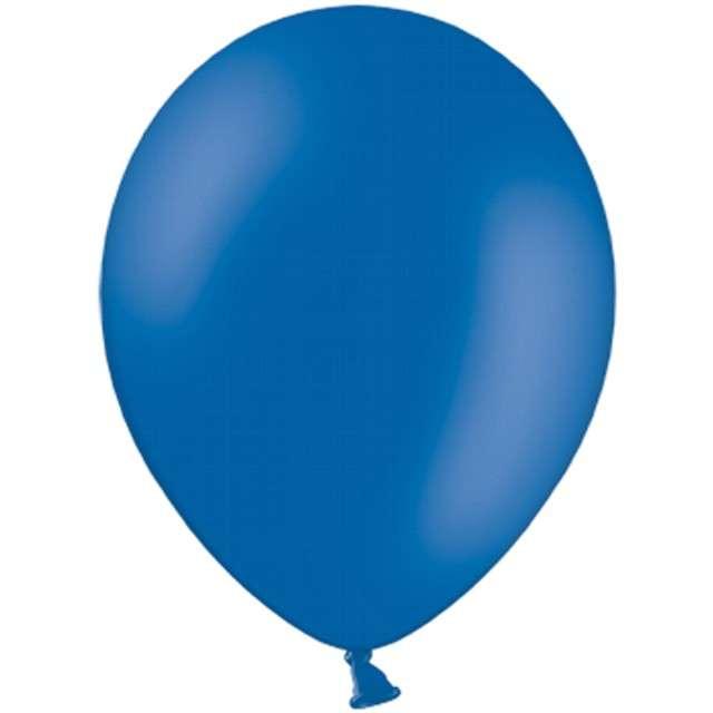 """Balony """"Pastel"""", niebieskie ciemne, 12"""" STRONG,  10 szt"""
