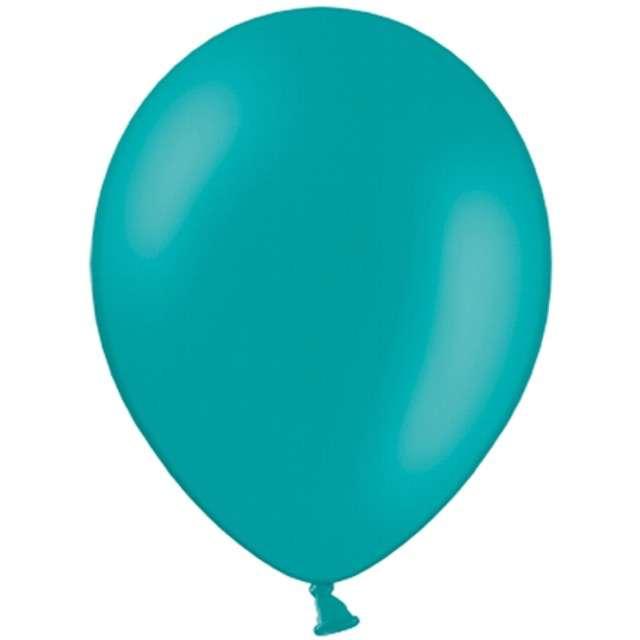 """Balony """"Pastel"""", turkusowe, 10"""" STRONG,  50 szt"""