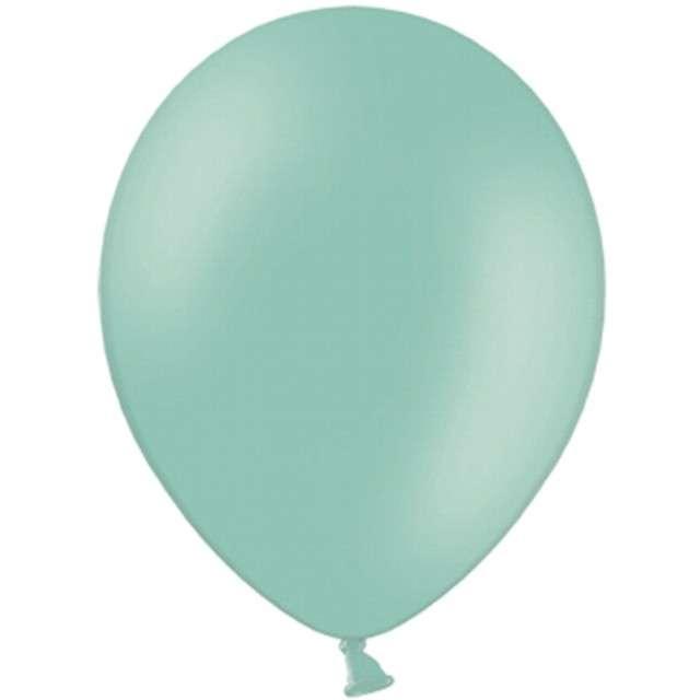 """Balony """"Pastel"""", miętowe, 10"""" STRONG,  10 szt"""