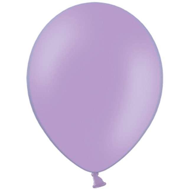 "Balony ""Pastel"", lawendowe, 9"" STRONG,  50 szt"