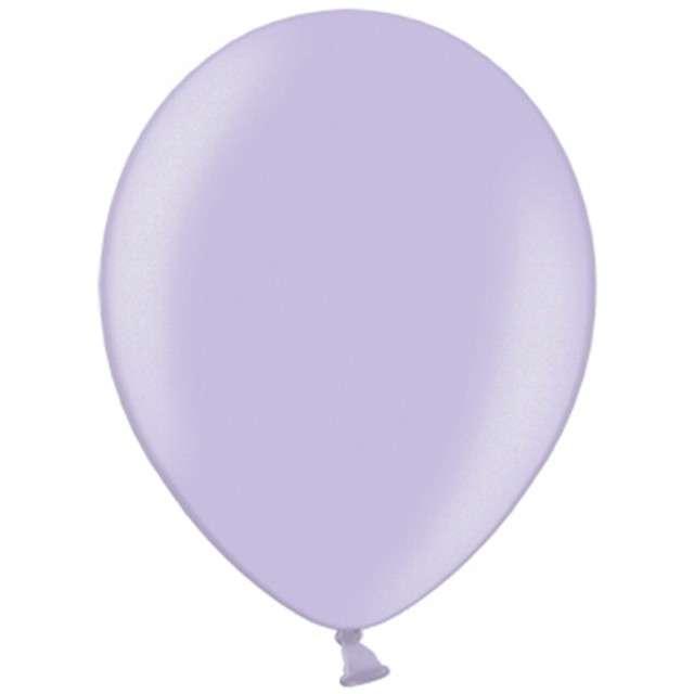 "Balony ""Metallic"", fioletowe jasne, 10"" STRONG,  50 szt"