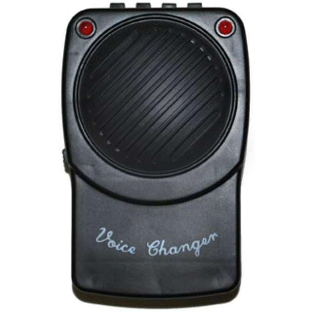 "Modulator głosu ""Voice changer"""