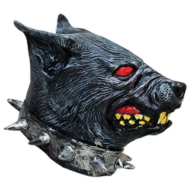 """Maska """"Wilkołak w obroży"""", lateksowa"""