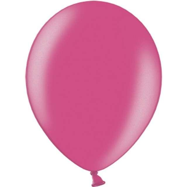 """Balony """"Metallic"""", różowe, 12"""" STRONG,  10 szt"""
