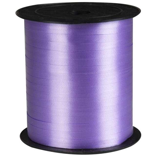 Wstążka pastelowa wąska 0,5cm x 250m, liliowa