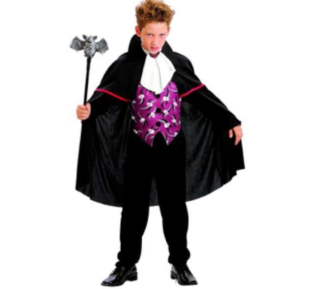 """Strój dla dzieci """"Gotycki wampir"""", rozm. 120/130 cm"""