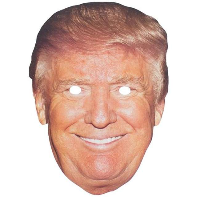 "Maska ""Donald Trump"", papierowa"