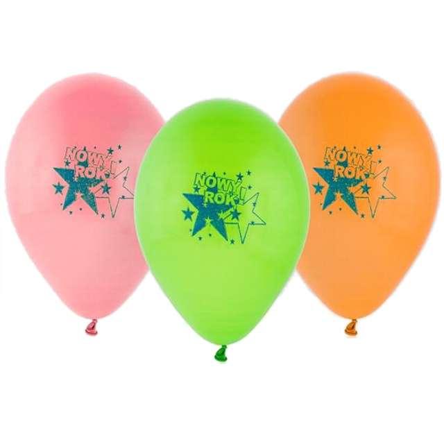 """Zestaw """"3 balonów """"Sylwester"""", Gogdan, MIX"""
