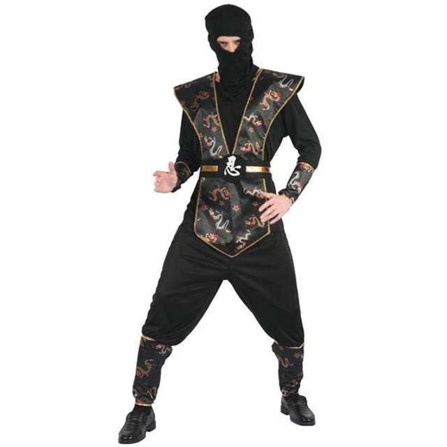 """Strój dla dorosłych """"Ninja Smok"""", rozm. 56"""