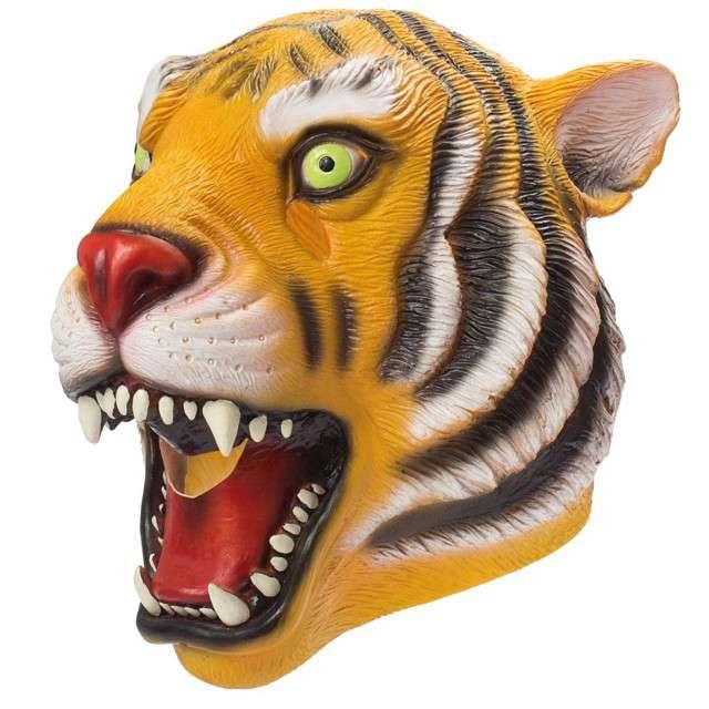 "Maska ""Tygrys"", Godan, lateksowa"