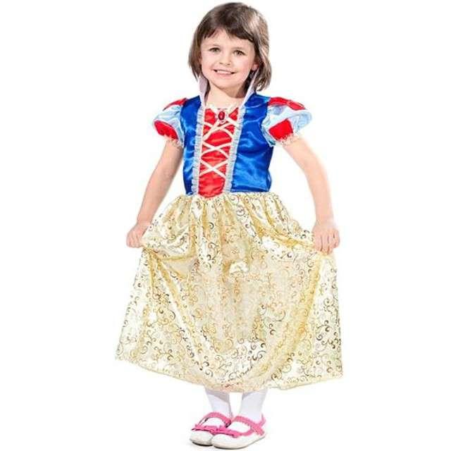 """Strój dla dzieci """"Królewna Śnieżka"""", rozm. M (5-6 lat)"""