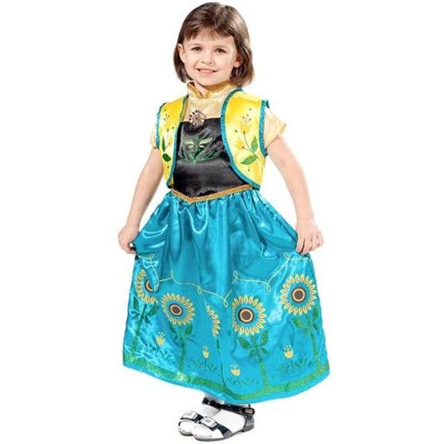 """Strój dla dzieci """"Księżniczka Ania - letnia wyprawa"""", rozm. S"""