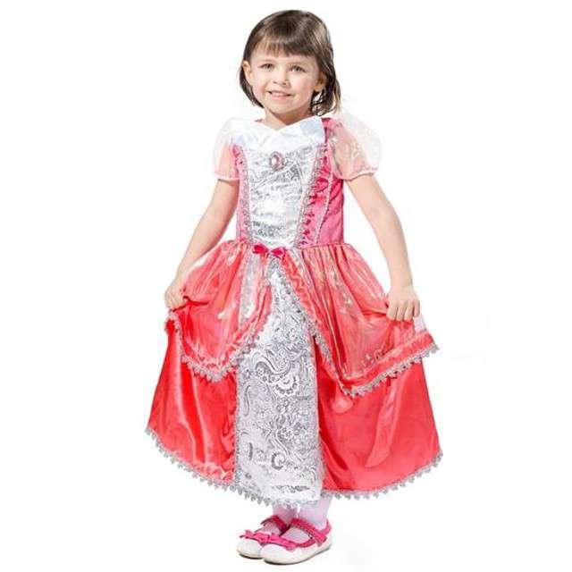 """Strój dla dzieci """"Koralowa Dama"""", rozm. M (5-6 lat)"""