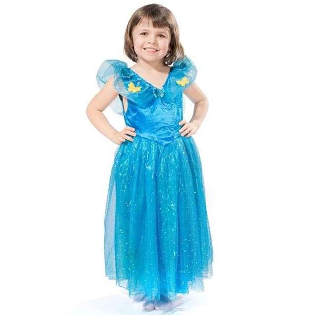 """Strój dla dzieci """"Kopciuszek Cinderella"""", rozm. S"""