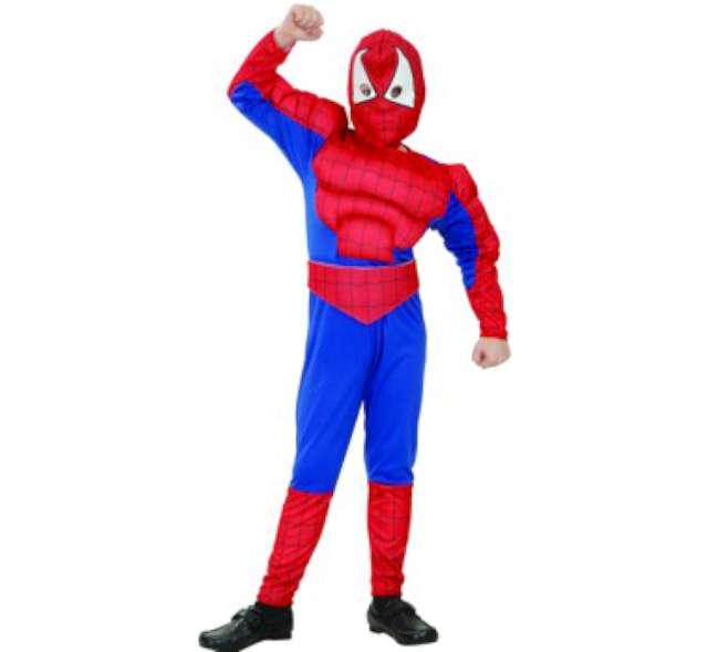 """Strój dla dzieci """"Spiderman"""", rozm. 120/130"""