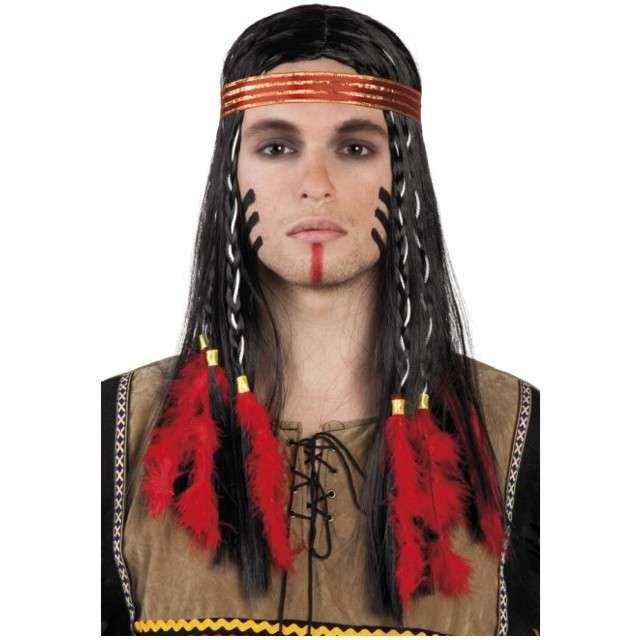 "Peruka party ""Indianin Cheveyo"", Boland"