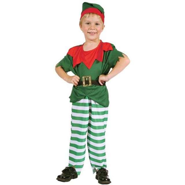 """Strój dla dzieci """"Mały Elfik"""", rozm. 92-104 cm"""