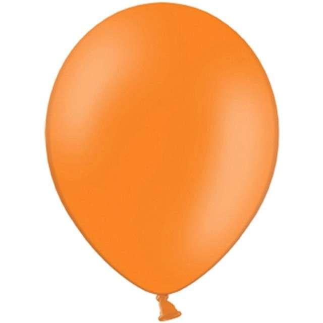 """Balony """"Celebration Pastel"""", pomarańczowy, 9"""", 100 szt"""