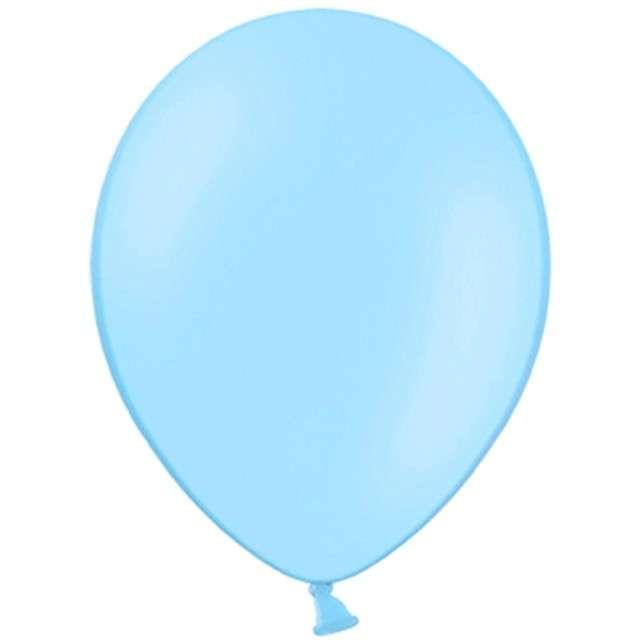 "Balony ""Celebration Pastel"", błękit, 9"", 100 szt"