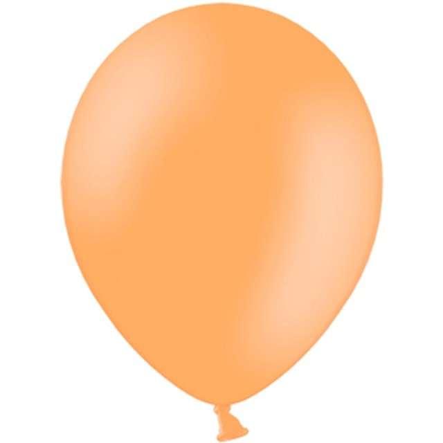 """Balony """"Celebration Pastel"""", brzoskwinia, 9"""", 100 szt"""