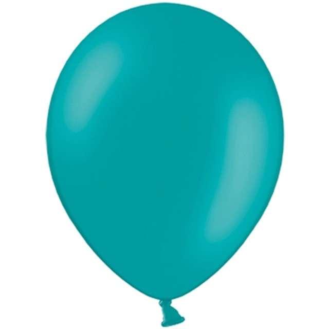 """Balony """"Celebration Pastel"""", turkusowy ciemny, 9"""", 100 szt"""