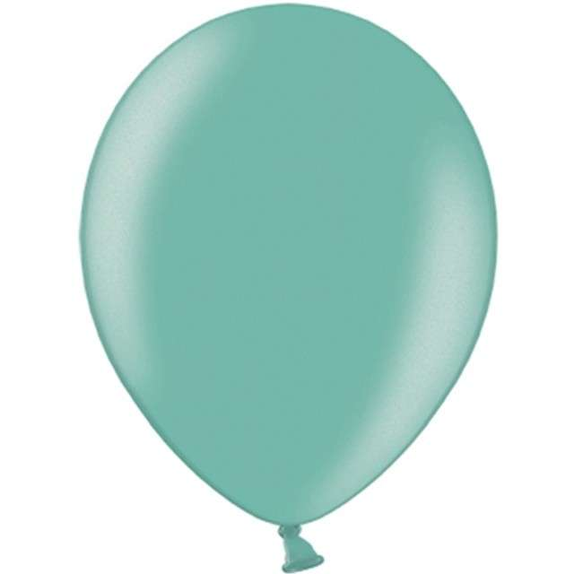"Balony ""Celebration Pastel"", miętowy, 9"", 100 szt"