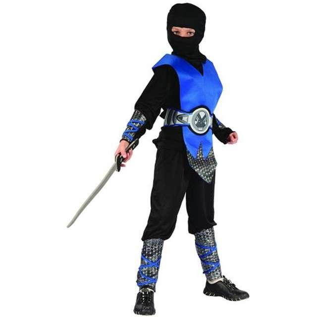 """Strój dla dzieci """"Niebieski ninja lux"""", rozm. 110/120"""