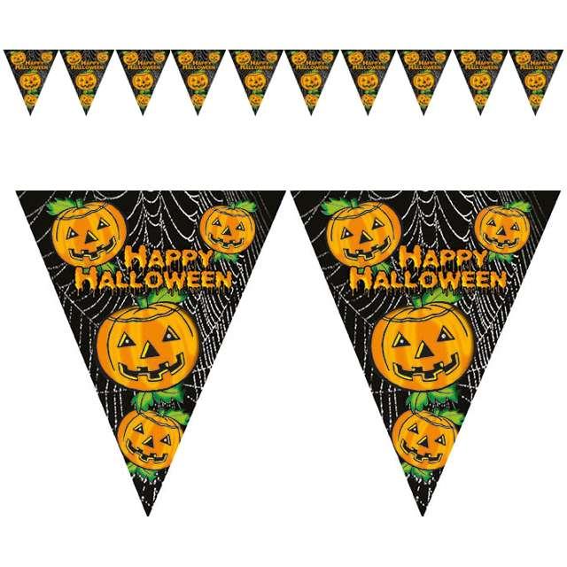 "Baner flagi ""Happy Halloween"", 5 m."
