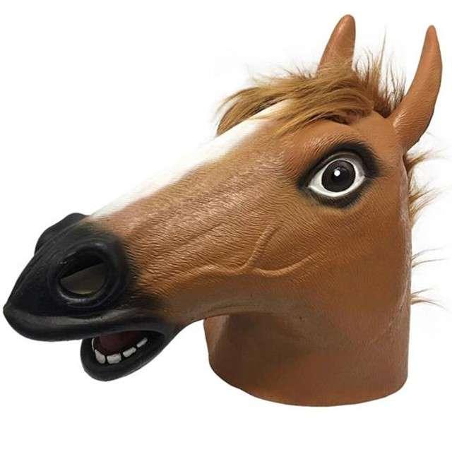 "Maska ""Koń"", Godan, lateksowa"