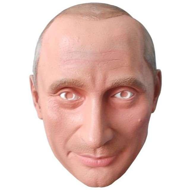 "Maska ""Putin"", Godan, lateksowa"