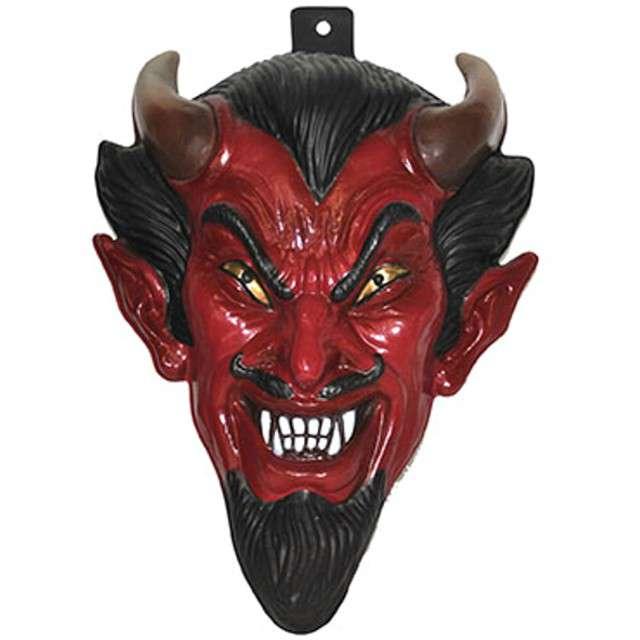 """Dekoracja wisząca """"Diabeł Głowa"""", Funny Fashion"""