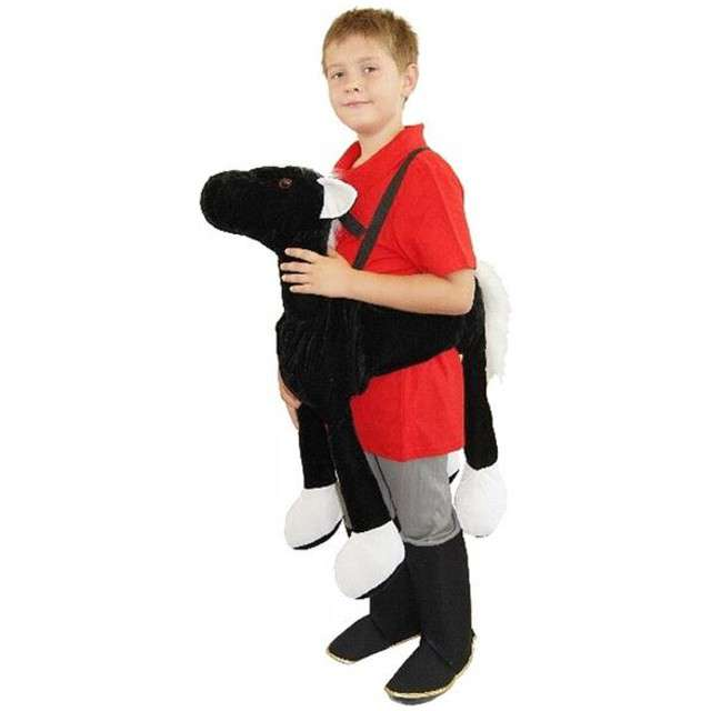 """strój dla dzieci """"Koń na szelkach"""", Godan, rozm. uniw."""