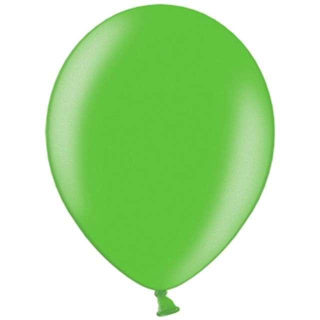 """Balony """"Celebration Metalic"""", zielony, 10"""", 100 szt"""