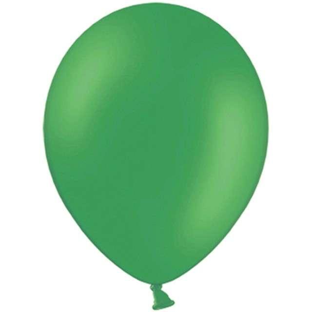 """Balony """"Celebration Pastel"""", zielony szmaragdowy, 10"""", 100 szt"""