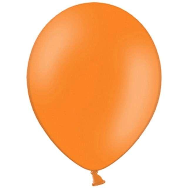 """Balony """"Celebration Pastel"""", pomarańczowy, 10"""", 100 szt"""