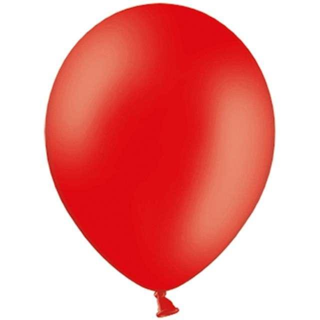 """Balony """"Celebration Pastel"""", czerwony, 10"""", 100 szt"""