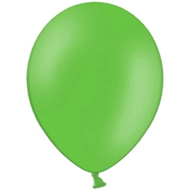 "Balony ""Celebration Pastel"", zielony jasny, 10"", 100 szt"