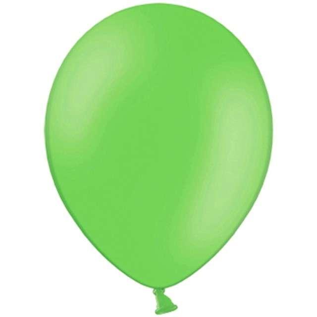 """Balony """"Celebration Pastel"""", zielone jabłuszko, 10"""", 100 szt"""