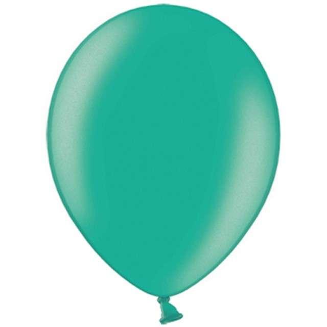 """Balony """"Celebration Metalic"""", zielone ciemne, 12"""", 100 szt"""